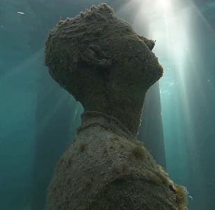 Ένα υποβρύχιο μουσείο στη καρδιά των Μαλδίβων