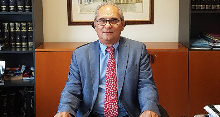 Ο Στράτος Παραδιάς πρόεδρος της Πανελλήνιας Ομοσπονδίας Ιδιοκτητών Ακινήτων