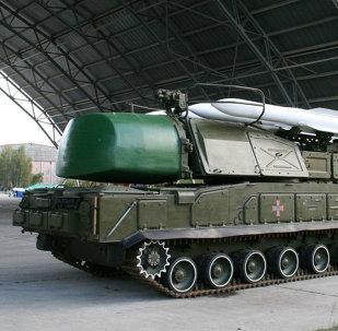 Το ουκρανικό αντιαεροπορικό σύστημα Buk-M1