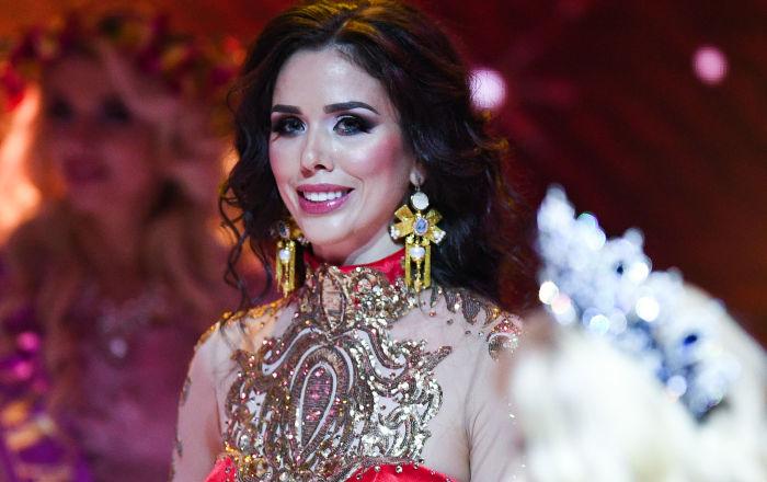 Η πανέμορφη Άννα Τελέγκινα αναδείχθηκε Κυρία Ρωσία 2018