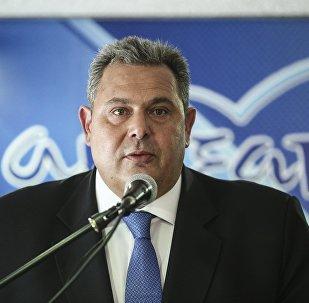 Ο πρόεδρος των Ανεξαρτήτων Ελλήνων Πάνος Καμμένος