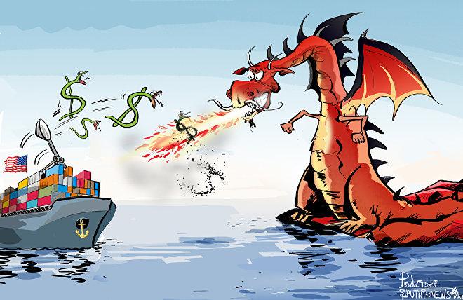 Η Κίνα απαντά στις αμερικανικές κυρώσεις
