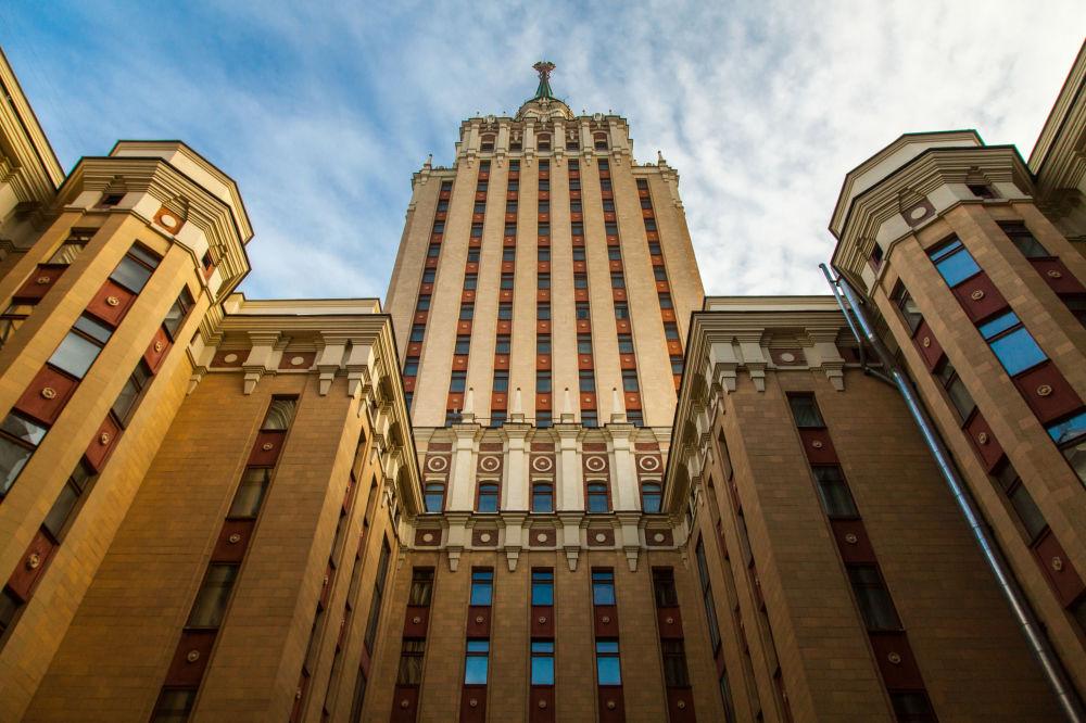 Το ξενοδοχείο Hilton Moscow Λενινγκράντσκαγια