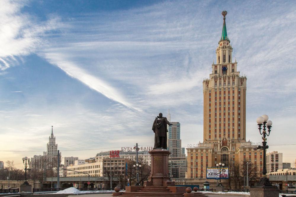 Το ξενοδοχείο Λενινγκράντσκαγια