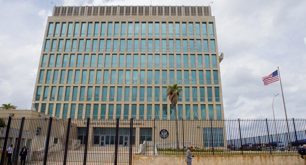 H πρεσβεία των ΗΠΑ στην Κούβα