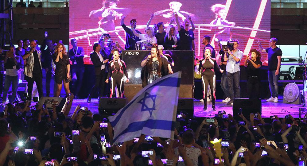 Η νικήτρια της Eurovision 2018, Νέτα Μπαρζιλάι