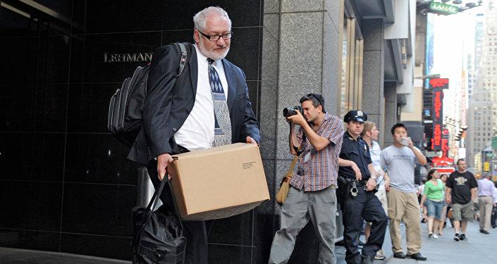 Στελέχη της Lehman Brothers