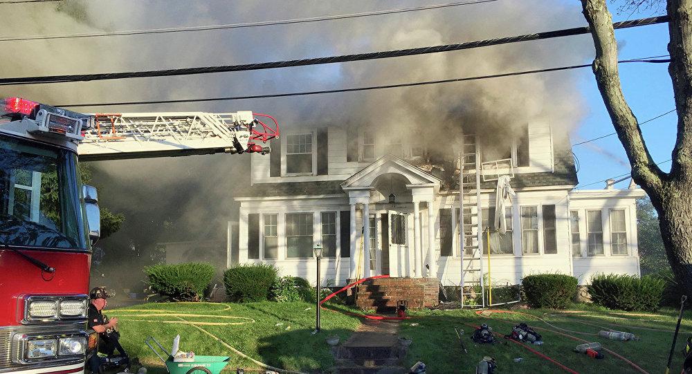 Εκρήξεις και πυρκαγιές στη Μασαχουσέτη λόγω διαρροής φυσικού αερίου