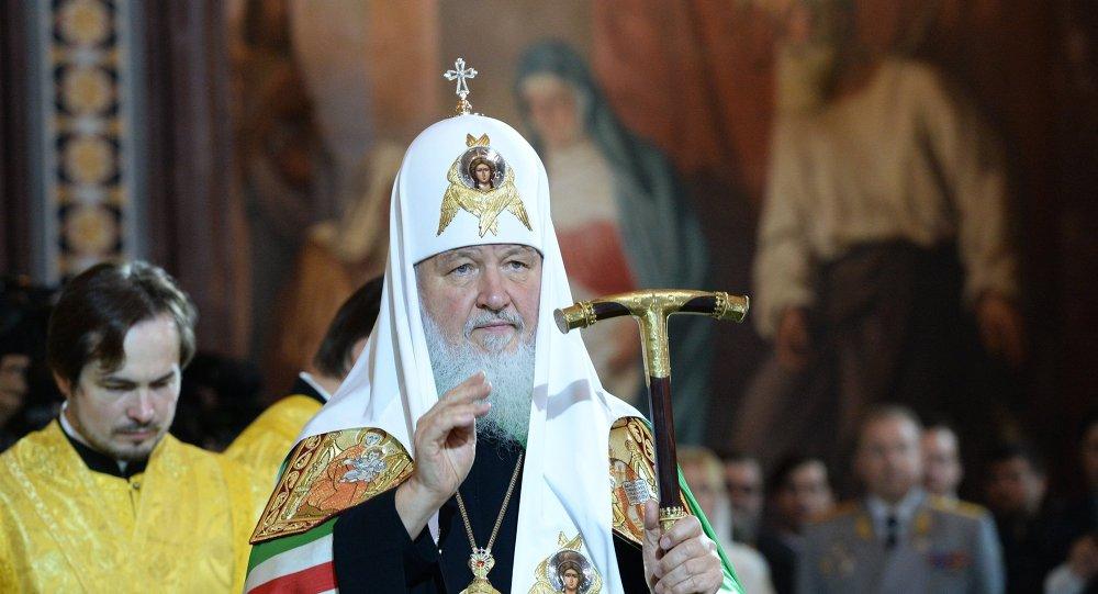Ο Πατριάρχης Κύριλλος της Μόσχας και Πασών των Ρωσιών