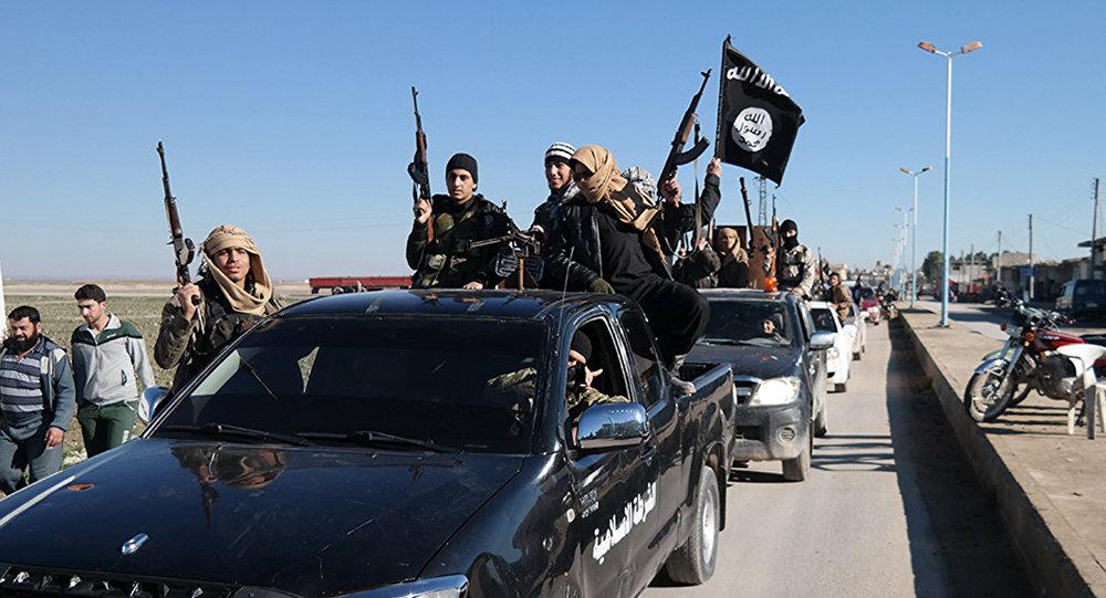 Τρομοκράτες της οργάνωσης Ισλαμικό Κράτος