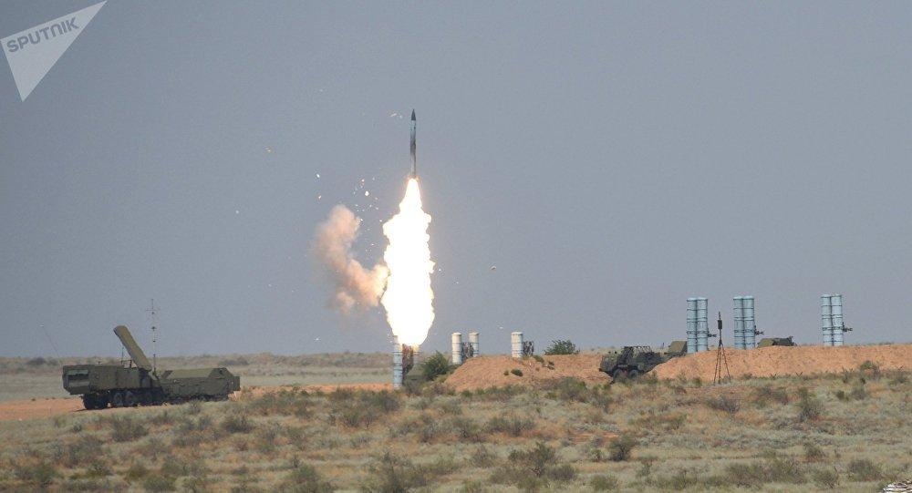 Το αντιπυραυλικό σύστημα S-300